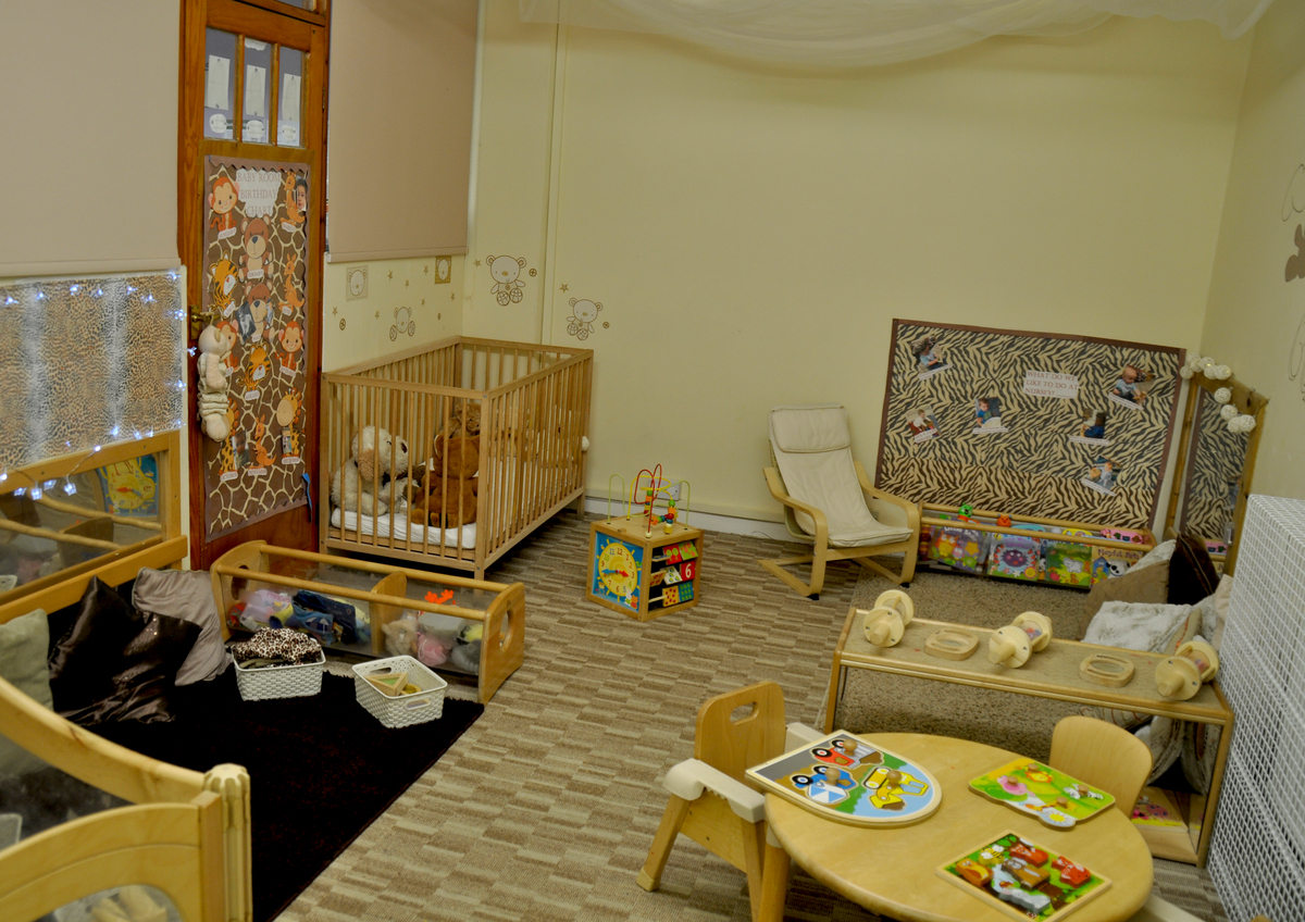 Cabbage Patch Nursery Baby room