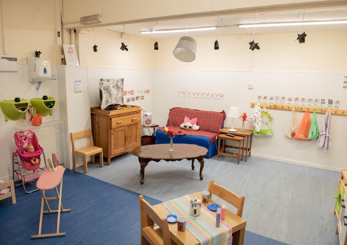 Cardonald Nursery Playroom 2