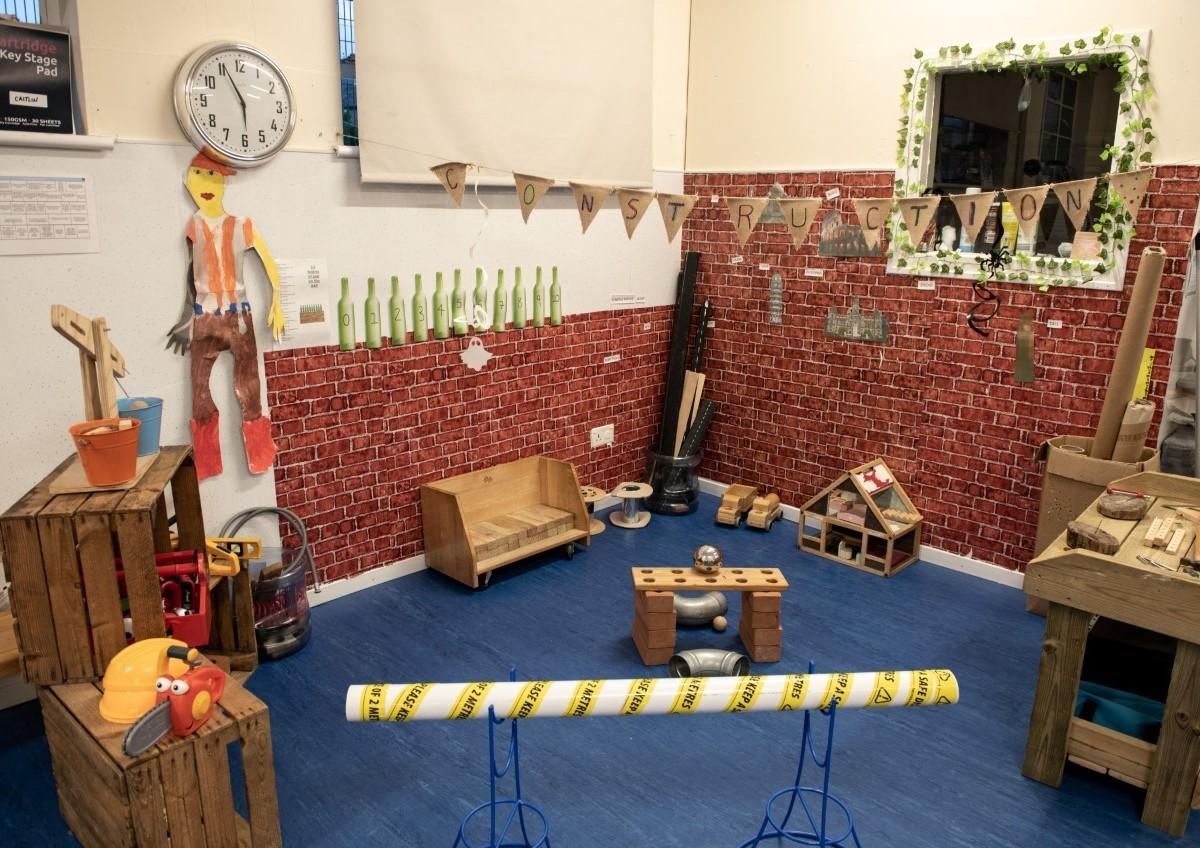 Cardonald Nursery Playroom 3