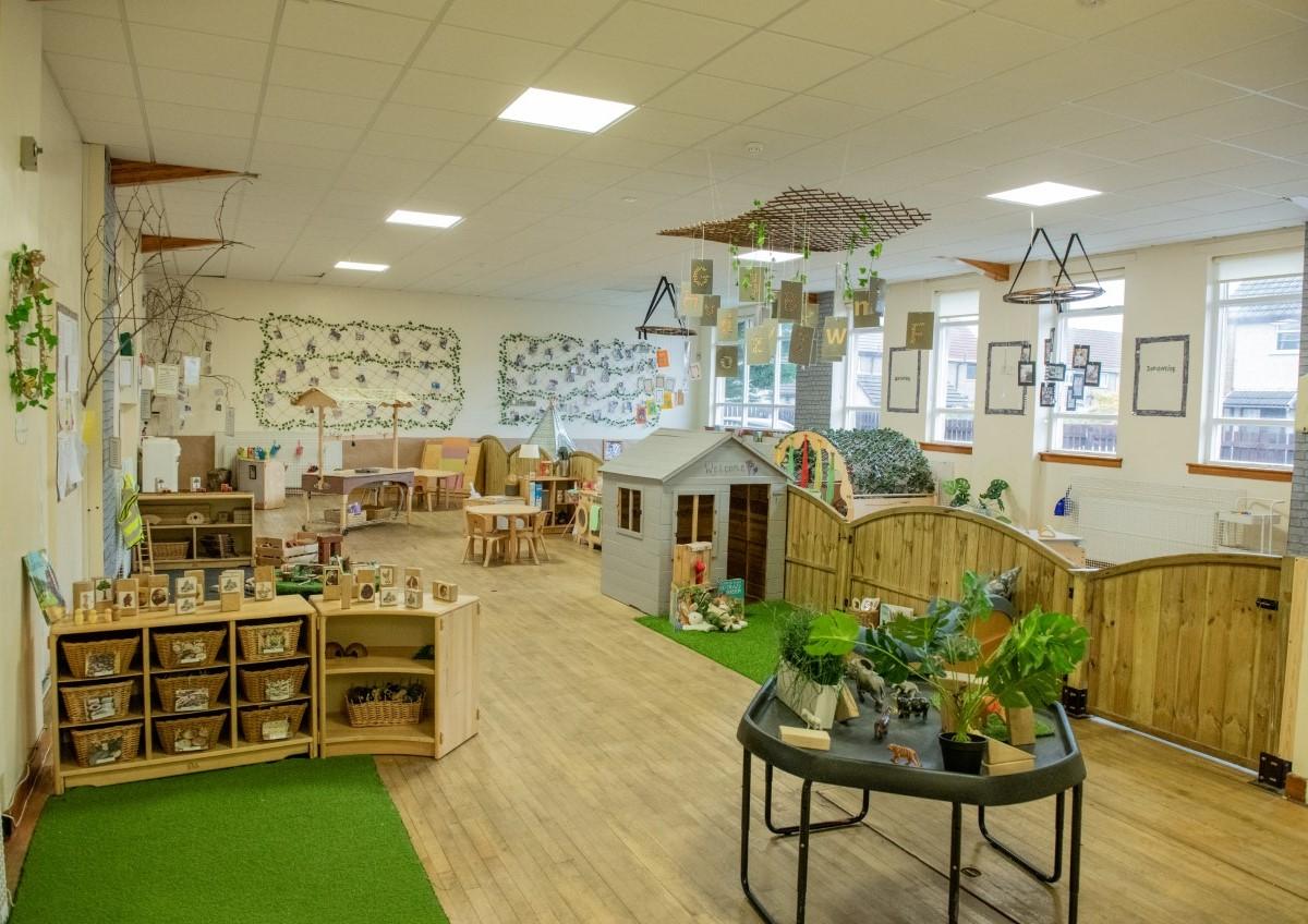 Treetops Nursery Playroom 1