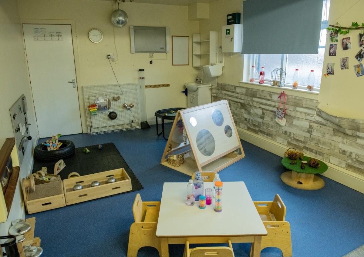 Treetops Nursery Playroom 2