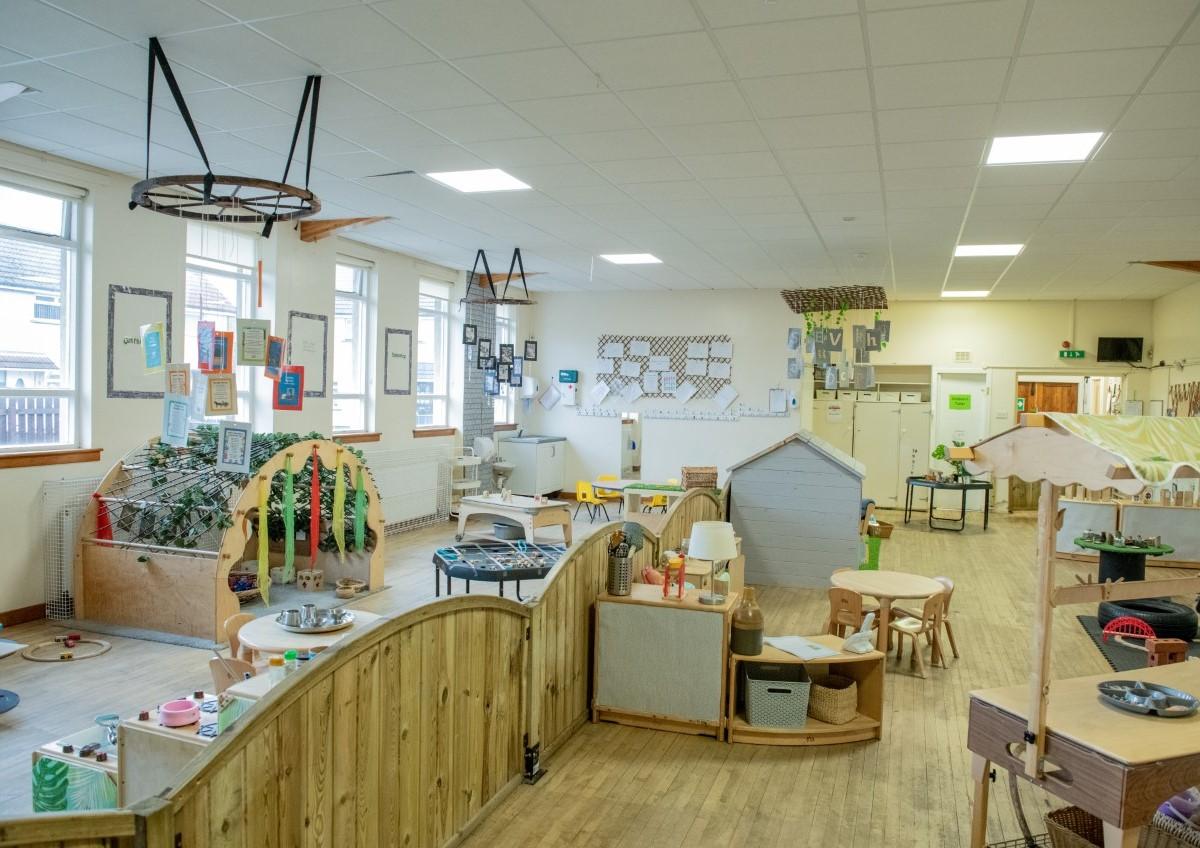 Treetops Nursery Playroom 3