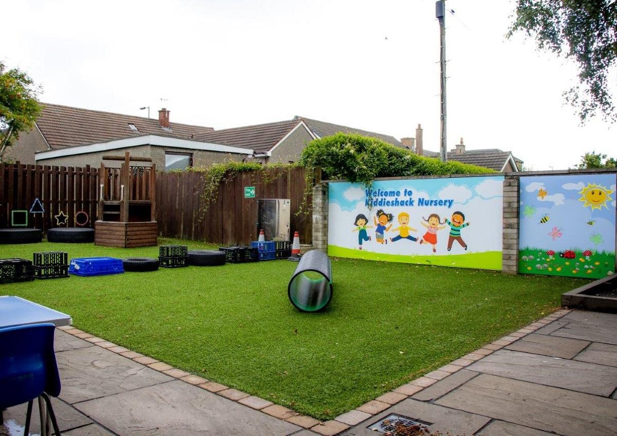 Kiddieshack Nursery Garden
