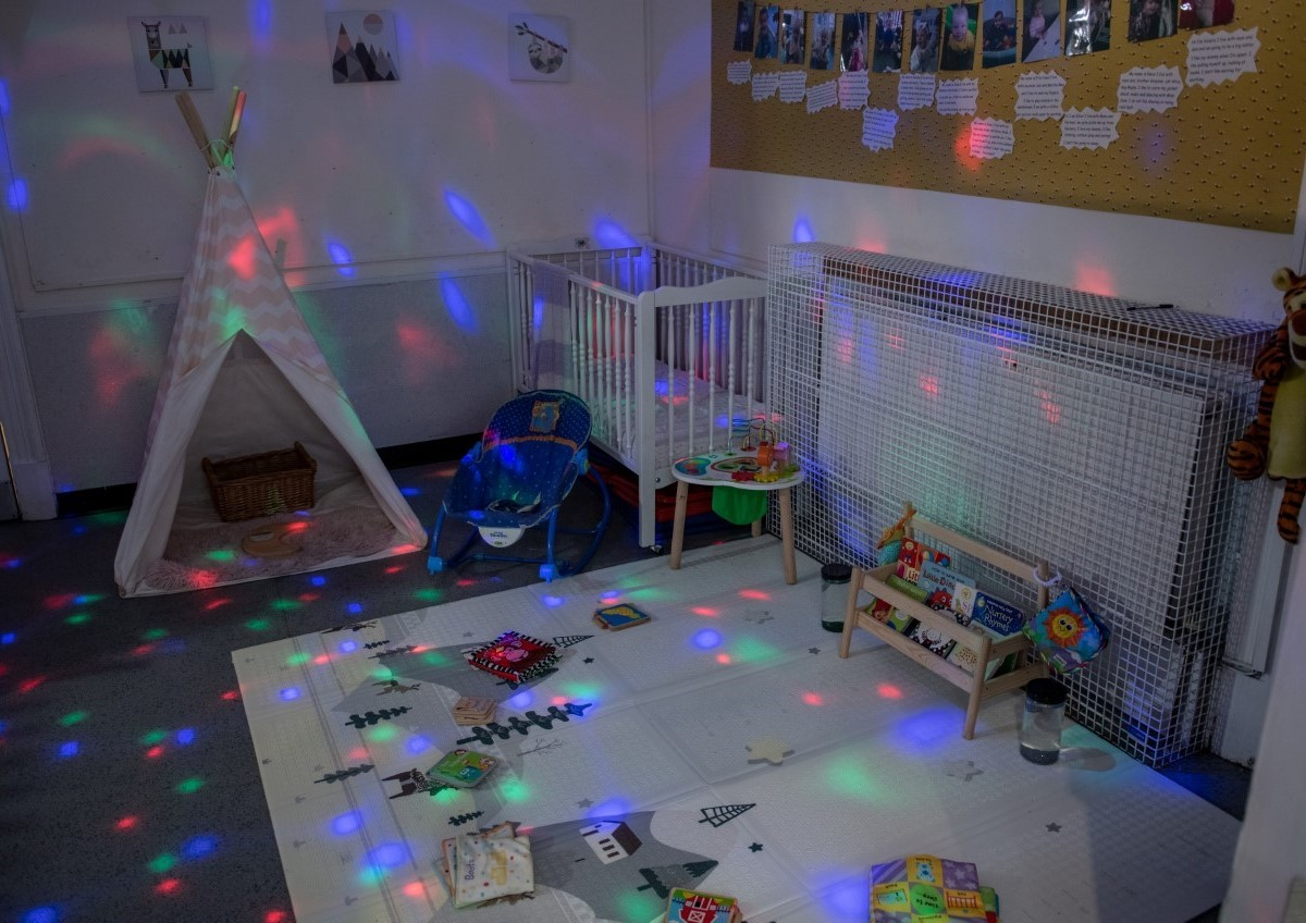 Mayfield Nursery Playroom 1
