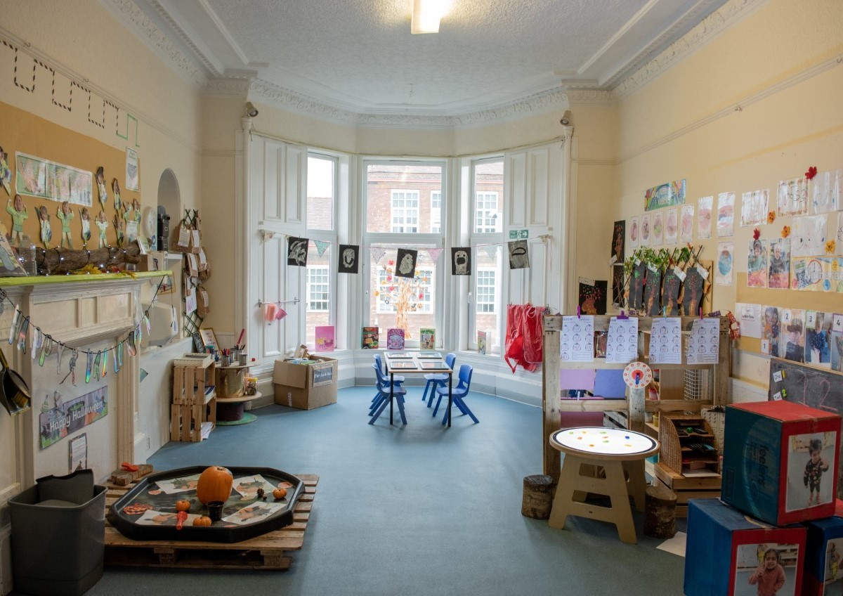 Mayfield Nursery Playroom 2