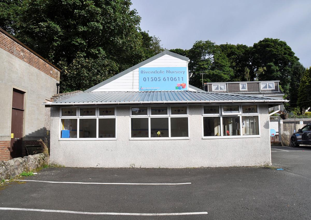 Rivendale Nursery Exterior