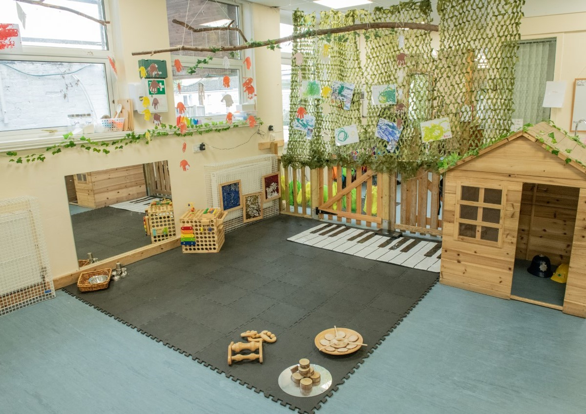 Rivendale Nursery Playroom 2