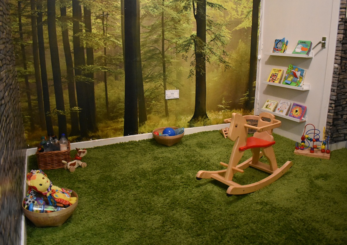Rivendale Nursery Story Room