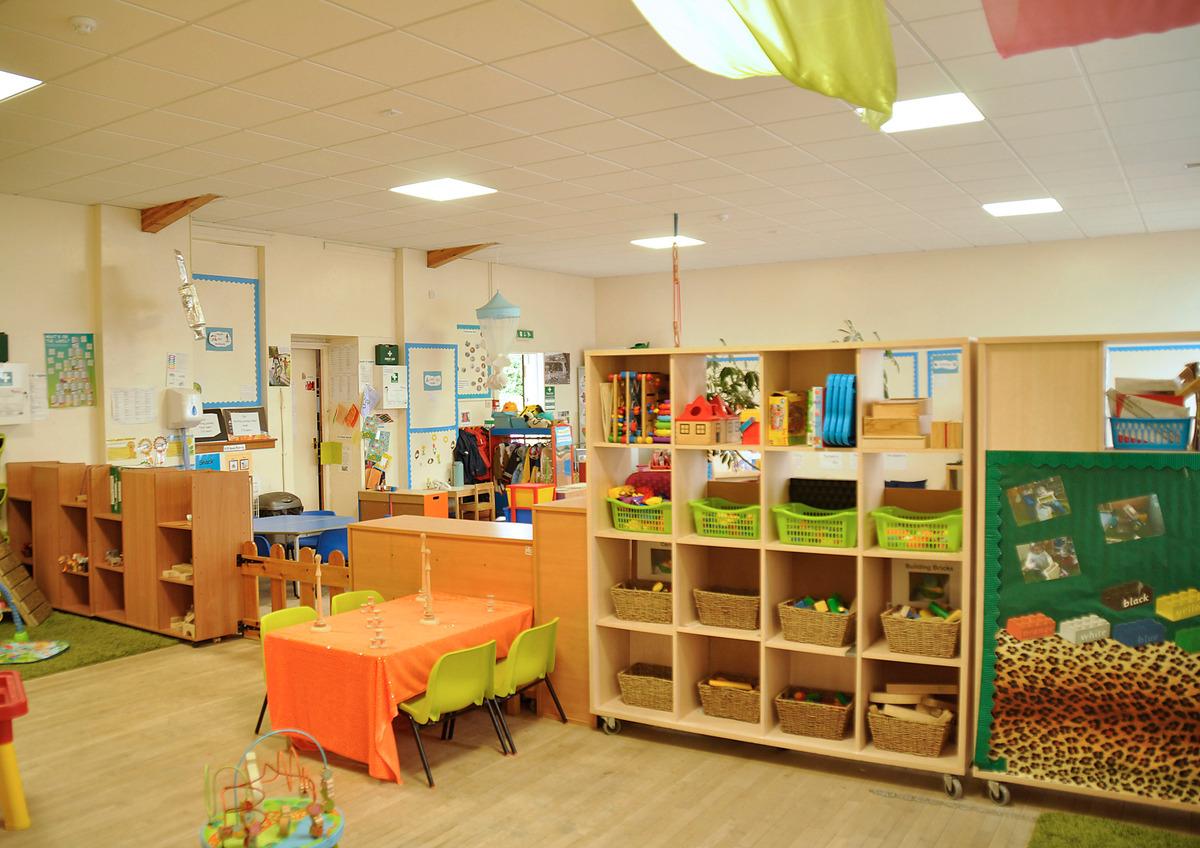 Treetops Nursery 2-3 room