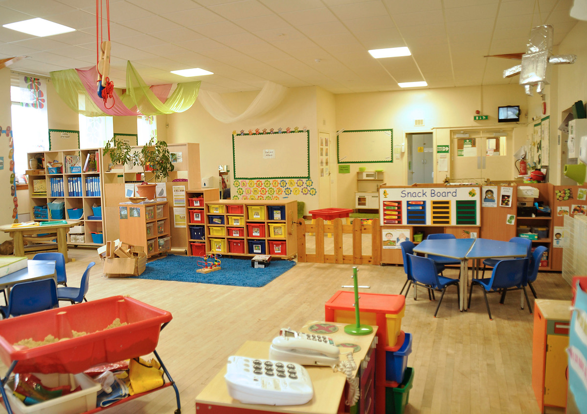 Treetops Nursery 3-5 room