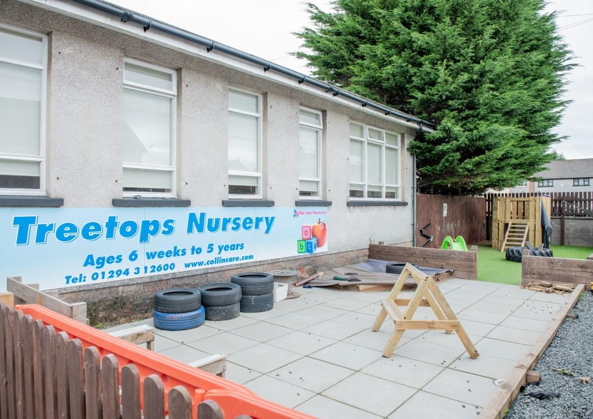 Treetops Nursery Garden